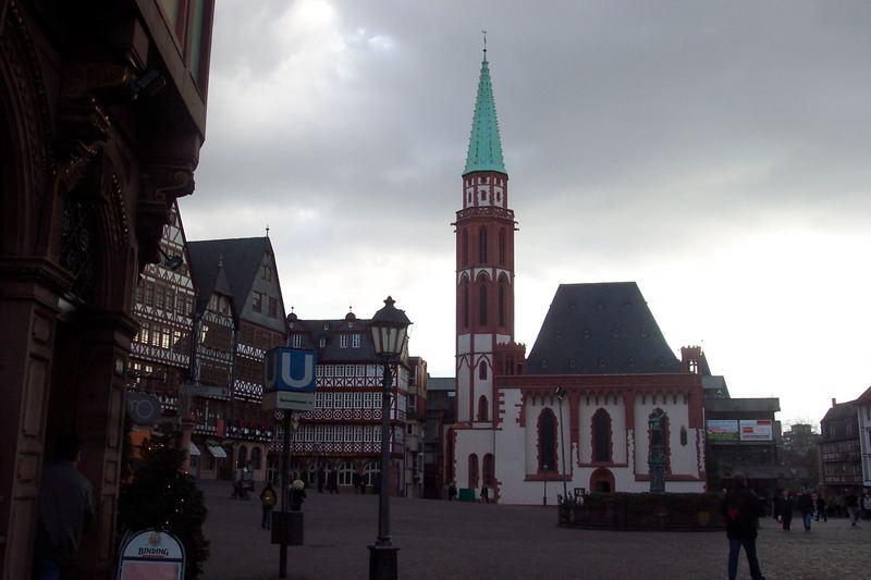 Römerplatz Frankfurt / Main