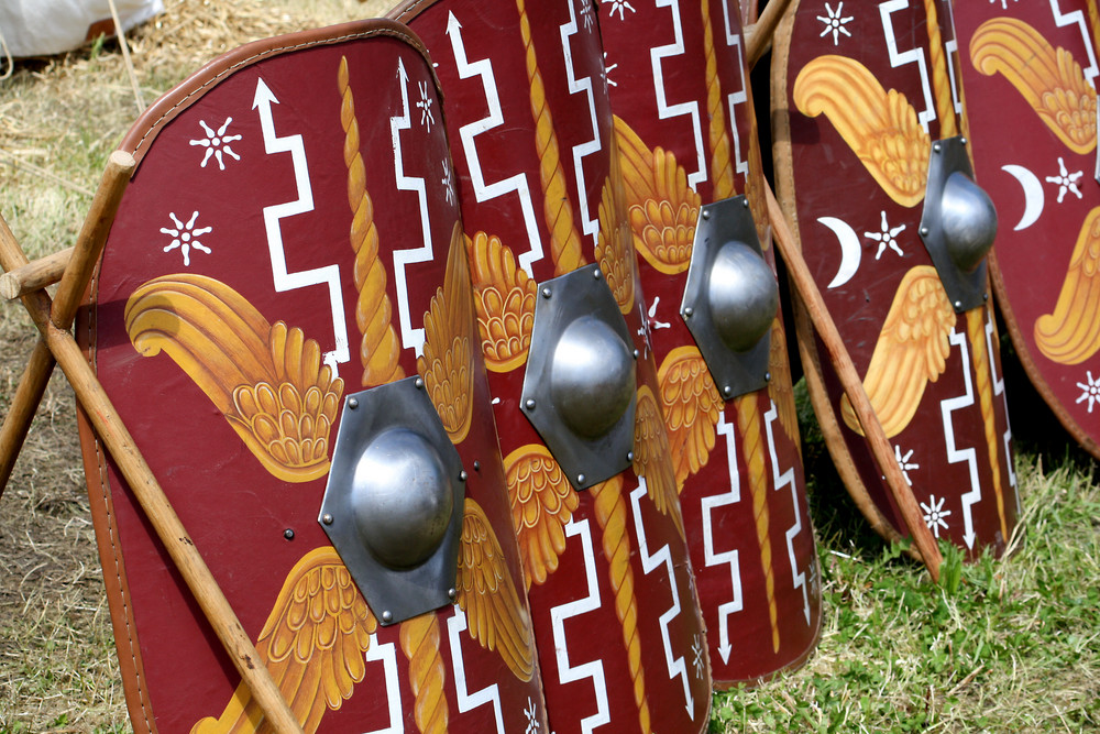 Römerschilde