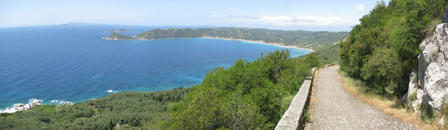 Römerweg - Korfu