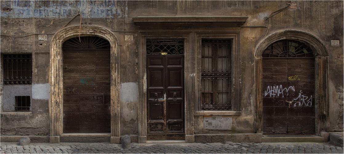 Römische Fassaden V