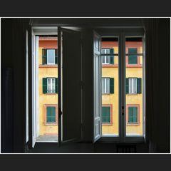 Römische Fenster