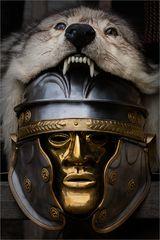 römische Maske