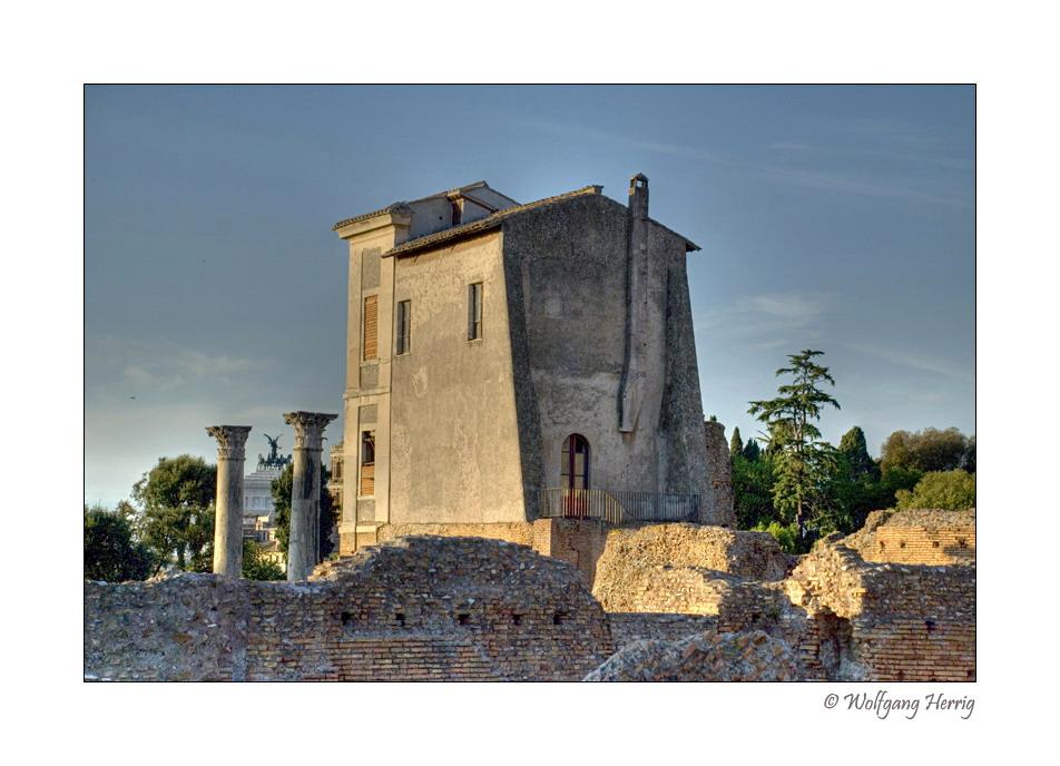 Römische Villa ....