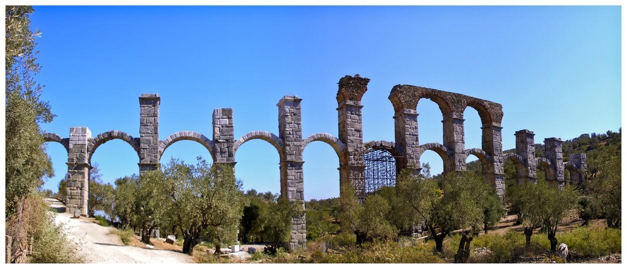 Römisches Aquädukt ...