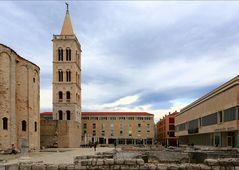 Römisches Forum in Zadar