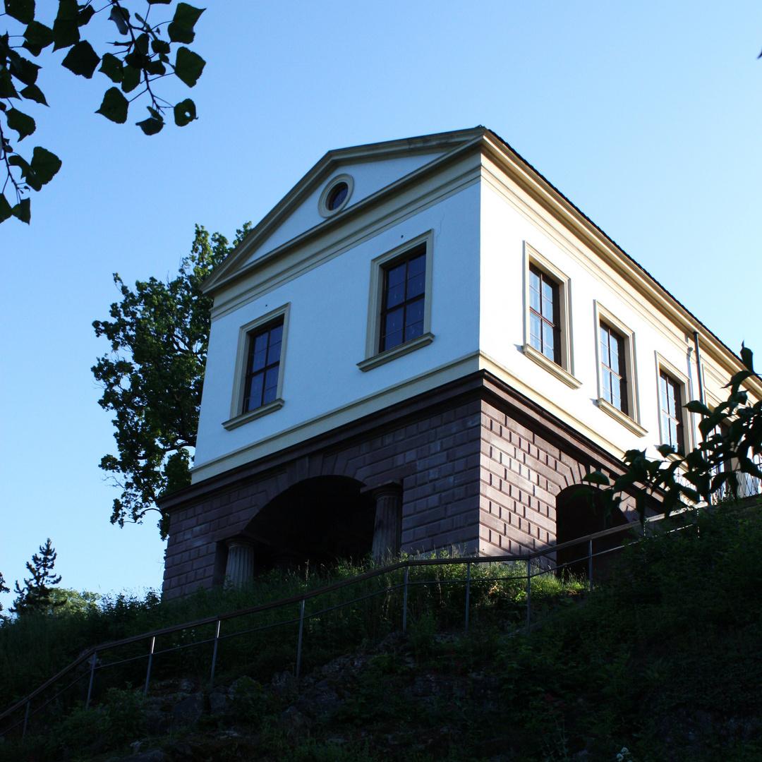 Haus Bild: Römisches Haus Foto & Bild