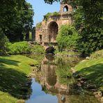 Römisches  Wasserkastell im Schwetzinger Schlossgarten