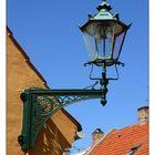 Roenne / Altstadt, Laterne