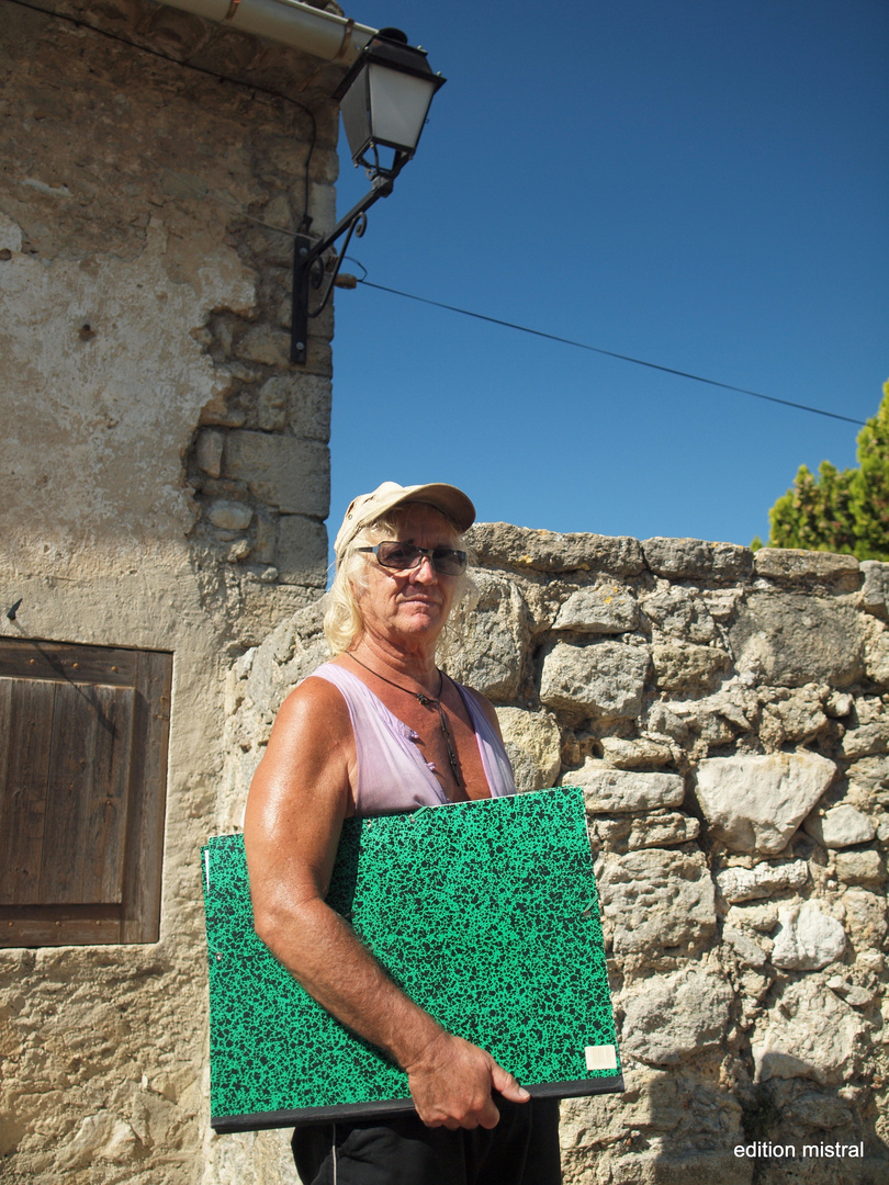 Roger Nicot - artiste peintre in Malaucène