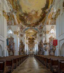 Roggenburger Klosterkirche Mariä Himmelfahrt