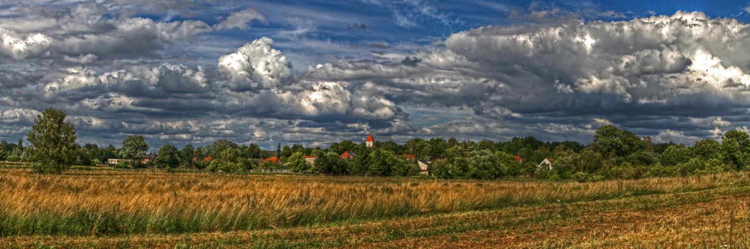 Rohrbeck, ein Panorama