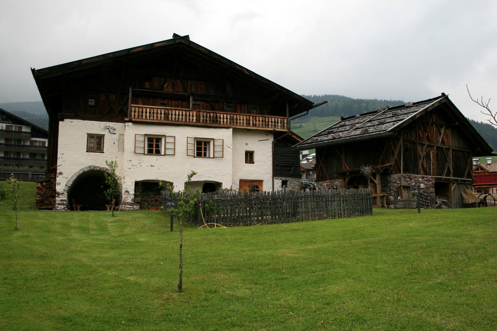 Rohrerhaus in Sarnthein (1288)
