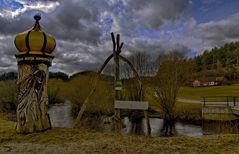 Roiten Waldviertel  - Hundertwasser -