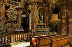 Rokoko Kirche Asam 1734 München