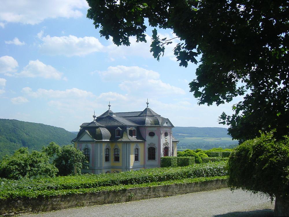 Rokoko-Schloß Dornburg