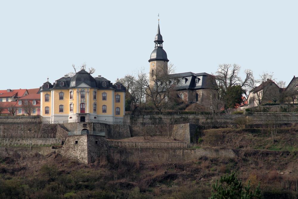 Rokokoschloss Dornburg