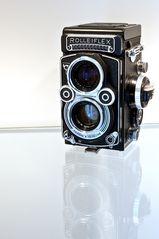 Rolleiflex 3,5 f von 1964