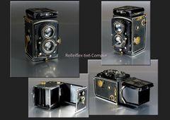 Rolleiflex 6x6 Compur