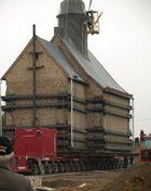 rollende Kirche Heuersdorf