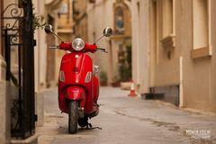 Roller auf Gozo