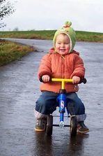 Rollerfahren macht ...