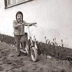 Rollergirl ... oder wie das damals hieß