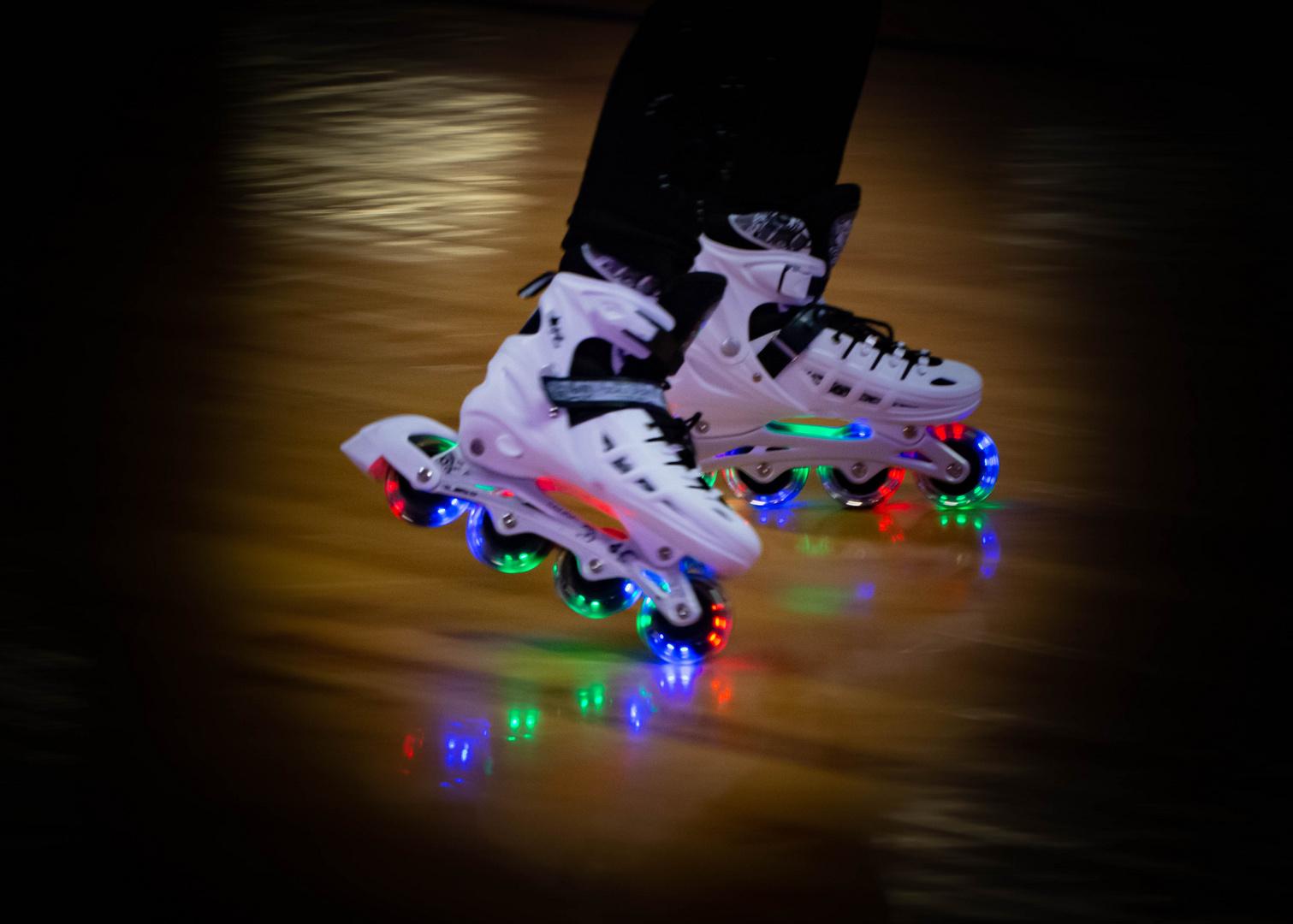 rolling LED