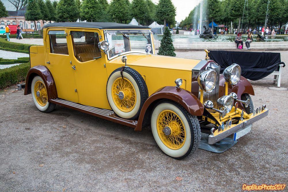 Rolls Royce 20/25 Wylder Hunting Car  GB 1933 bei Classic Cars Schwetzingen 2017
