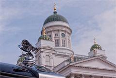Rolls-Royce in Helsinki...