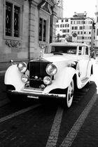 Rolls Royce in Zürich
