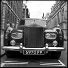 Rolls Royce - London 1974