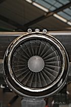 Rolls-Royce Pegasus Triebwerk einer Do 31