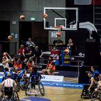Rollstuhl-Basketball WM 2018 in hamburg