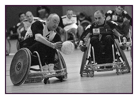 Rollstuhl-Rugby 2