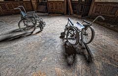 """""""Rollstuhlhalle"""""""