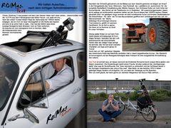 RolMag. Seite 3 - 4 Test Robbermobile