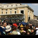 Rom #3 Erinnerungen an den zweiten Todestag von Johannes Paul II.