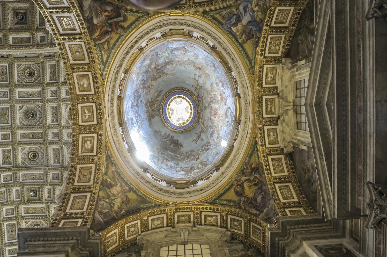Rom Basilica di San Pietro 5