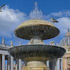 -Rom - Basilica di San Pietro nella Città del Vaticano -
