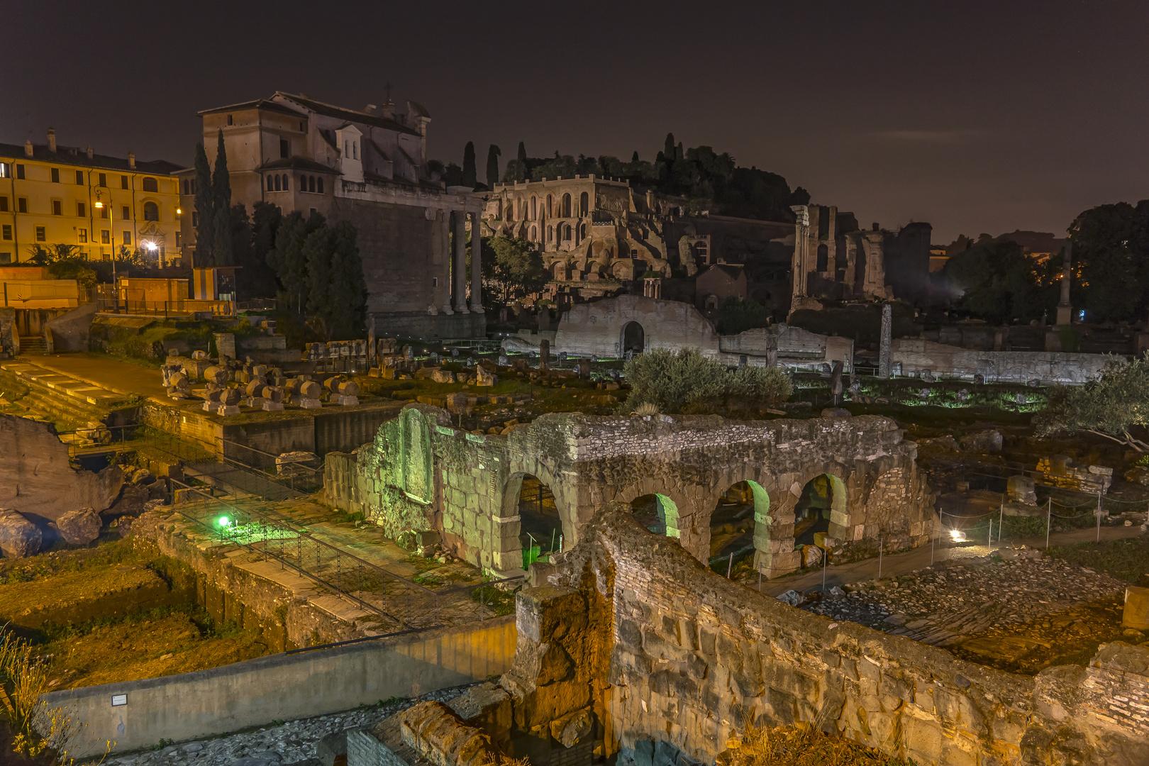 Die Nacht Von Rom