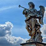 ROM   - Der Engel vor der Engelsburg -