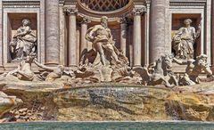 ROM   - Fontana di Trevi -