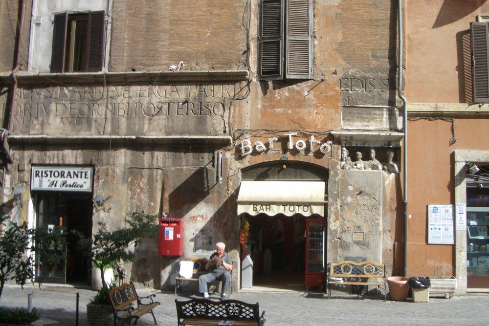 Rom, jüdisches Viertel