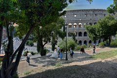 ROM - Kolosseum: Colosseo -