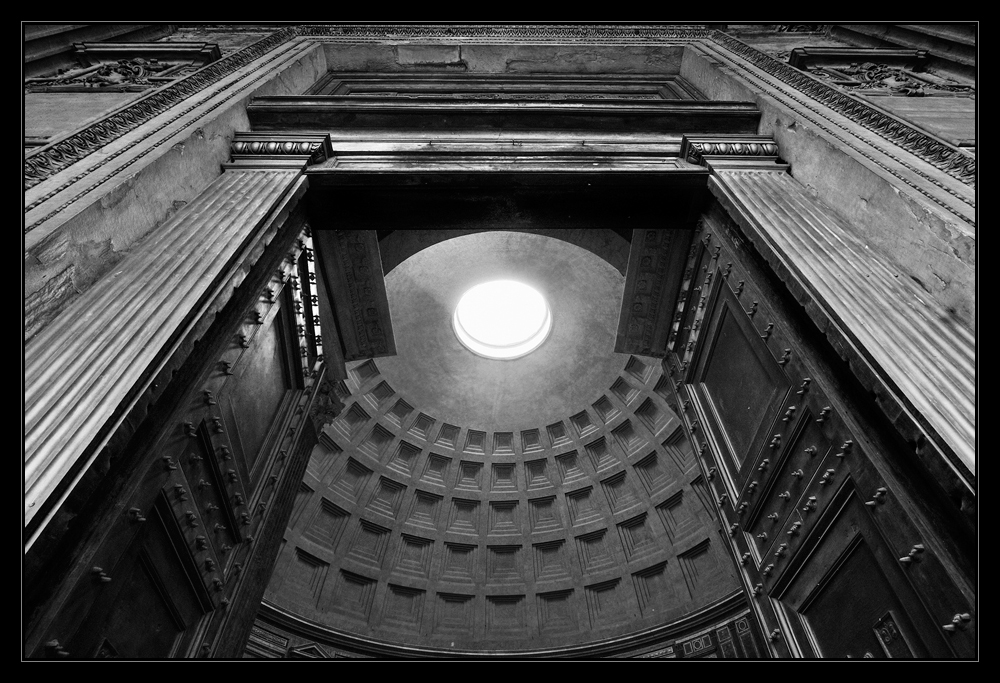 Rom Pantheon I