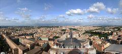 Rom, Petersplatz und Vatikan