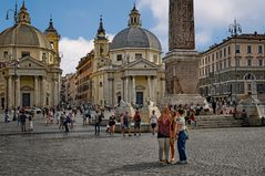 Rom Piazza dei Popolo