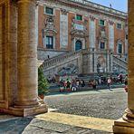 ROM -  Piazza del Campidoglio -