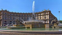 ROM - Piazza della Repubblica -