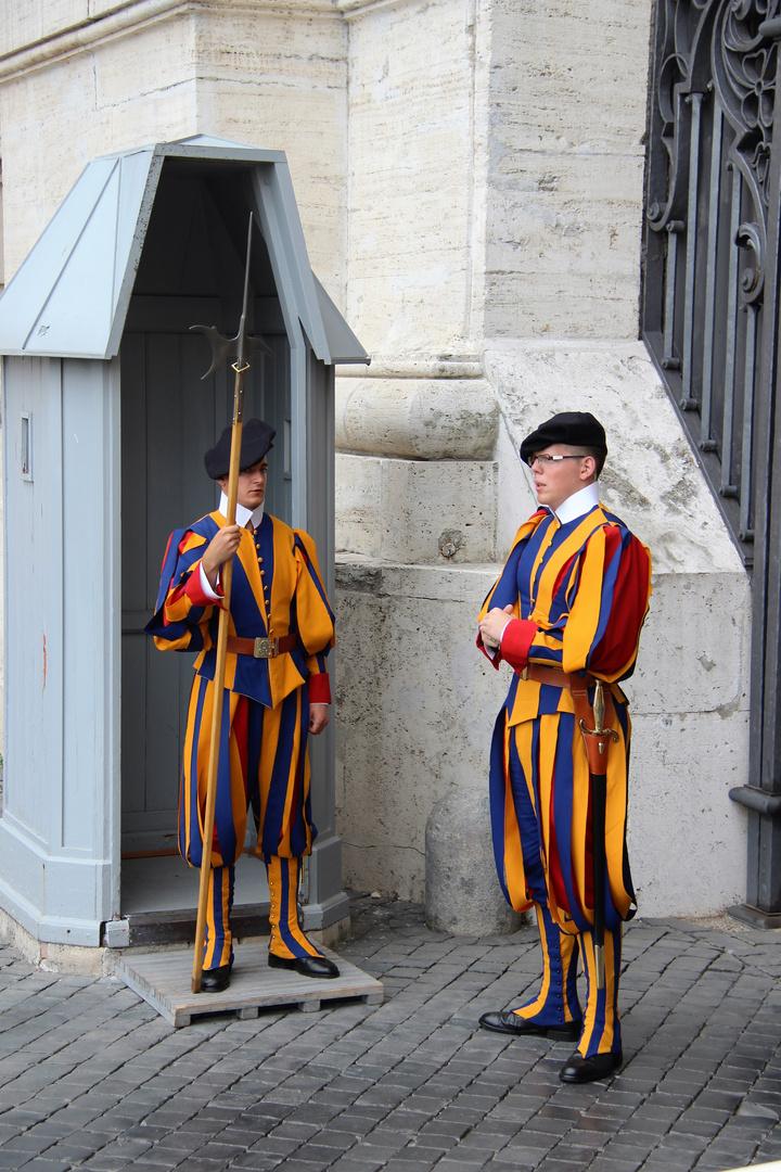 Rom - Schweizergarde
